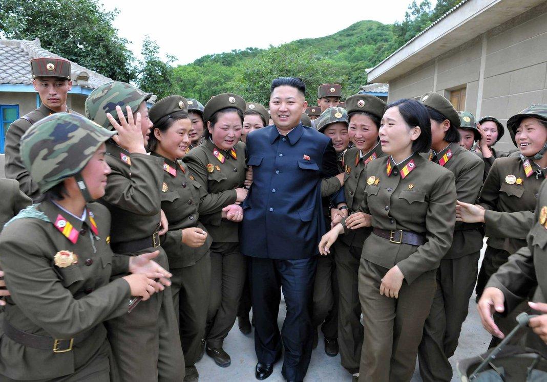 noord korea leger