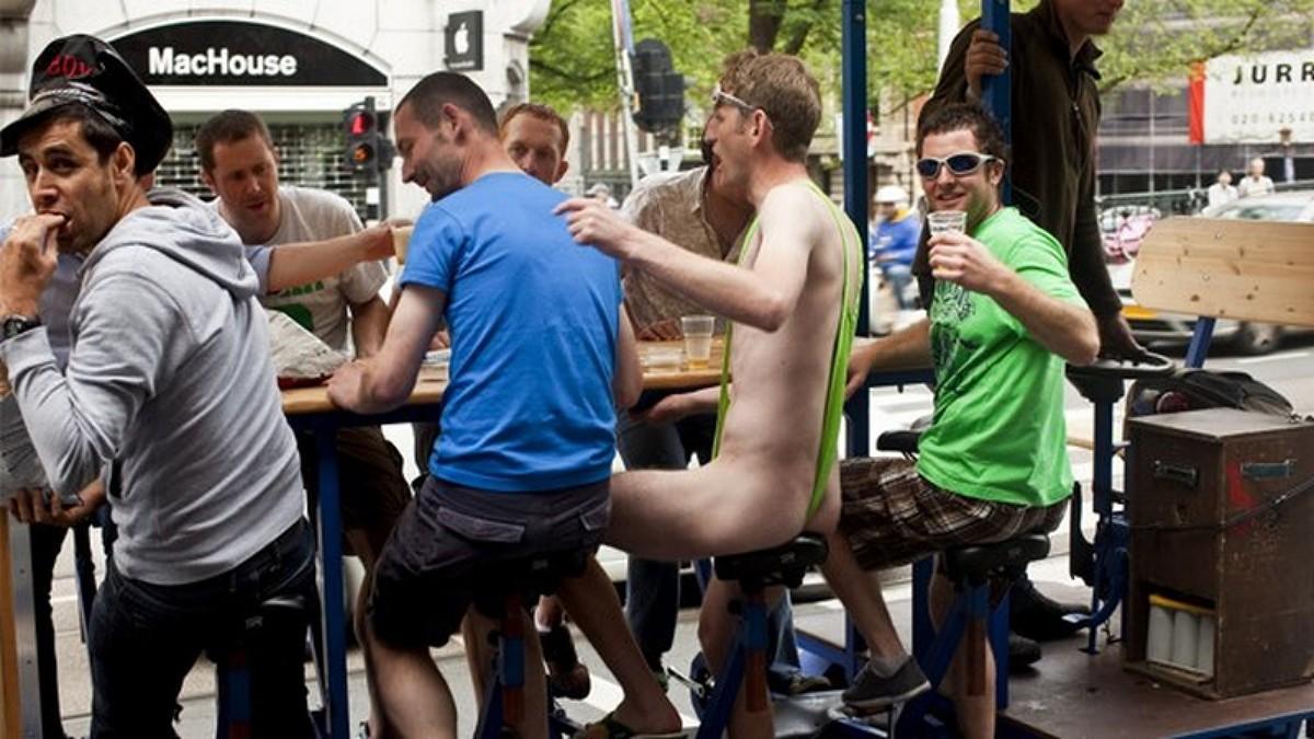 bierfiets